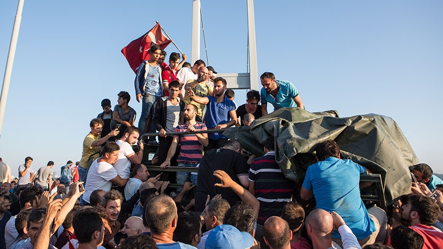 Turkey coup Photo: Shutterstock (Source: coe.int)