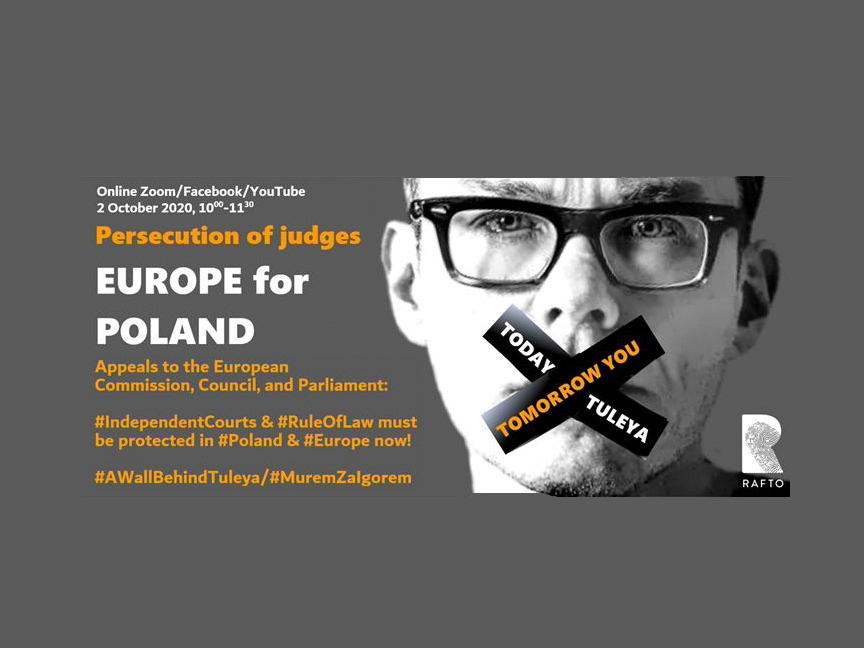"Online event ""Europe for Poland"""