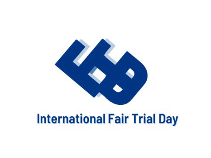 Joint statement for the International Fair Trial Day